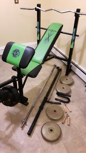 Bench press  starter kit