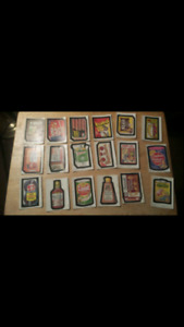 90+Wacky Packages (RARE) OPC 1988 Series 4 Cards/Stickers
