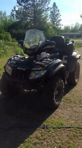 2008 Arctic cat 650 h1 trv