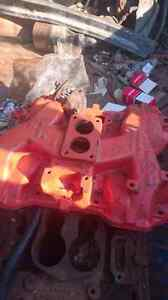 400 /440 intakes