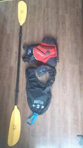 Vfi veste de securité / sauvetage pour kayak