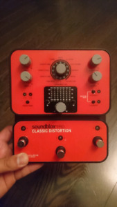 Source Audio Sound blox pro classic distortion pedal