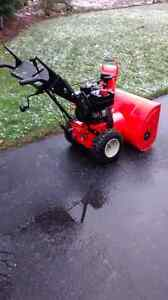 """Ariens 5HP-24"""" Electric Start Dual-Stage Snowblower"""