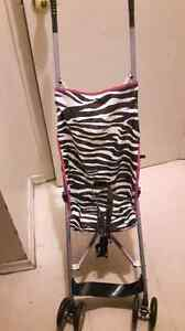 Butterfly stroller only used few times $15