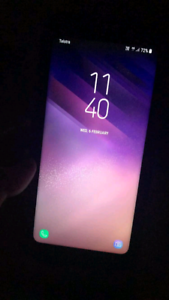 Wanted: Samsung galaxy s8