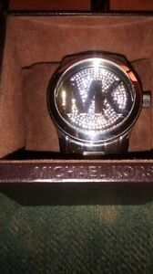 MK  Unisex large face watch