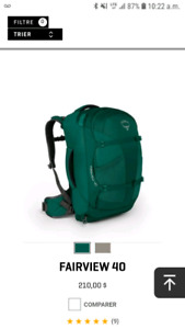 Osprey Fairview 40 XS/Small