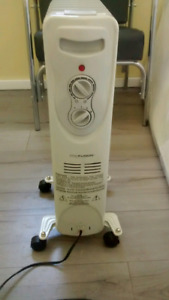 Profusion Oil Filled Space Heater