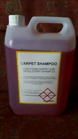 Carpet and furniture shampoo cleaner