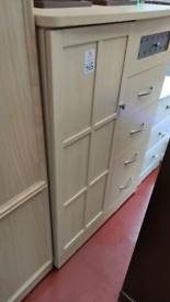 Tallboy chest drawer (delivered free)