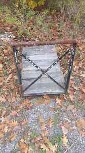 Old garden cart Belleville Belleville Area image 2