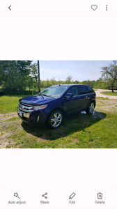 "2011 FORD EDGE LIMITED * AWD * NAVI * PANORAMIC ROOF * 20"" WHEEL"