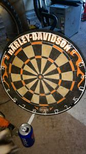Harley davidson dart board