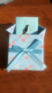 SEAGULL pin & gift box