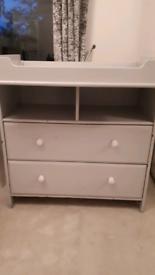 Ikea changing unit