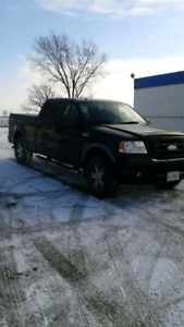 2008 Ford F150 FX4 crew cab Possible Trade