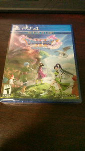 Dragon Quest 11 Brand New Sealed