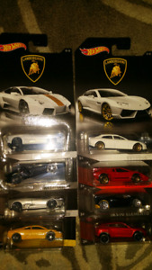 Hot wheels exotic, JDM and Fast and Furious