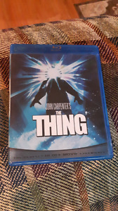 John Carpenter's The Thing Blu Ray For Sale
