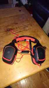 Logitech G230 Gaming Headset with Mic