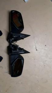 2017 gmc sierra 1500 mirrors