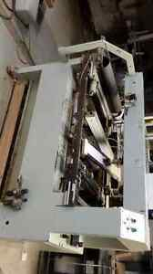 LINE BORING MACHINE WITH AUTO  FEED