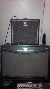 Two Crate Amps - See ad for Price breakdown