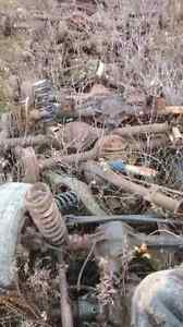 Bunch of old ford truck parts  London Ontario image 2