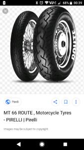 Pirelli Route MT 66 150/90-15
