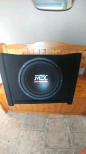 12 inch mtx sub