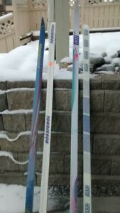 great deal ,new classic skis