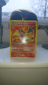 Charizard XY Evolutions 2016 rare Pokémon card
