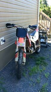Honda cr250 $2000 Firm NEED GONE