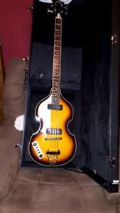 Gaucher bass beatles jay