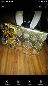 Christmas wrapping from £3