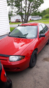 2003 chevy cavalier  $1100 obo Make a offer!!