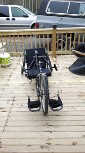 27 Speed Hand Cycle