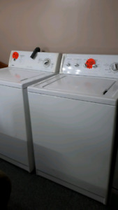 Top load washers!!