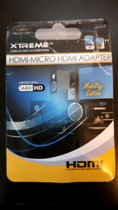 HDMI TO MICRO HDMI Type D Adapter