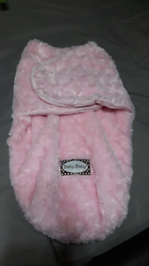 Pink sleep sac