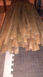 Pile of Tobacco Sticks/slats
