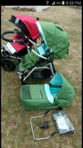 Variety of high end strollers
