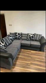 Highest quality sofas on sale brand new corner L shape sofas