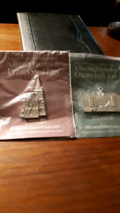 Uptown saint john pewter collectibles