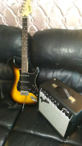 GUITAR!! Paid $400// PRICE REDUCED TO $200!! Plz help <3