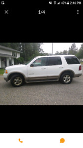 2002 ford explorer bauer edition