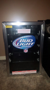 Brand new Bud light beer fridge