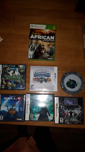 DS video games 10.00 each