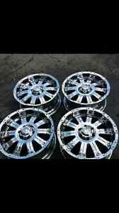 "Chrome rims 20 "" ultra motorsports West Island Greater Montréal image 2"