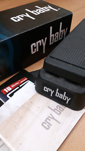 Cry Baby Wah Pedal for sale